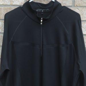 Size L. Nike long sleeve Golf Polo.